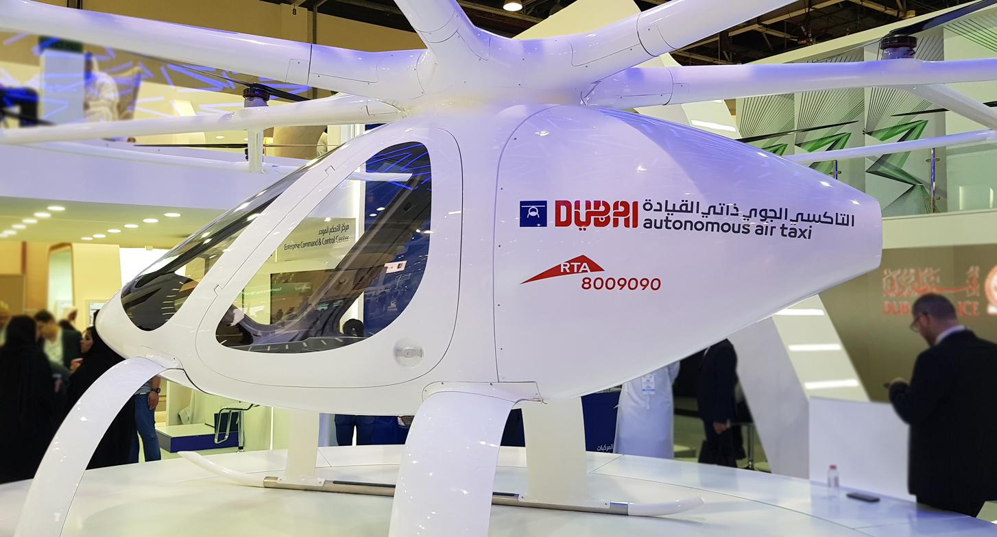 Dubai as tech pioneer
